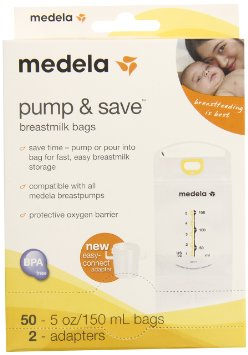 Medela Pump & Save