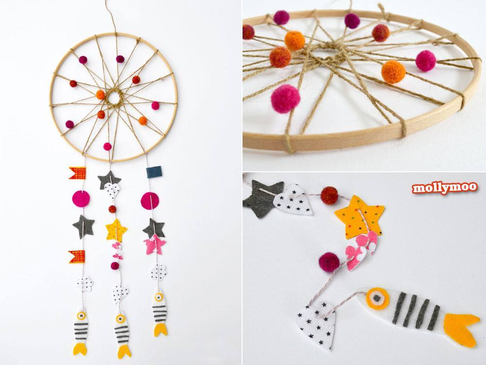 Dreamcatcher for kids