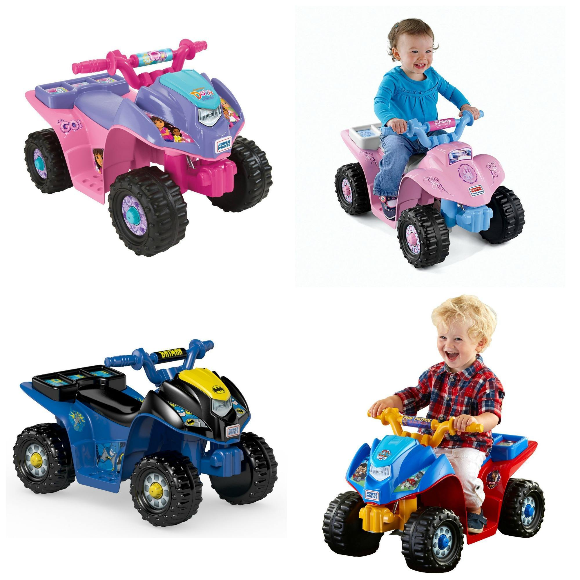More Quads for 1 year olds