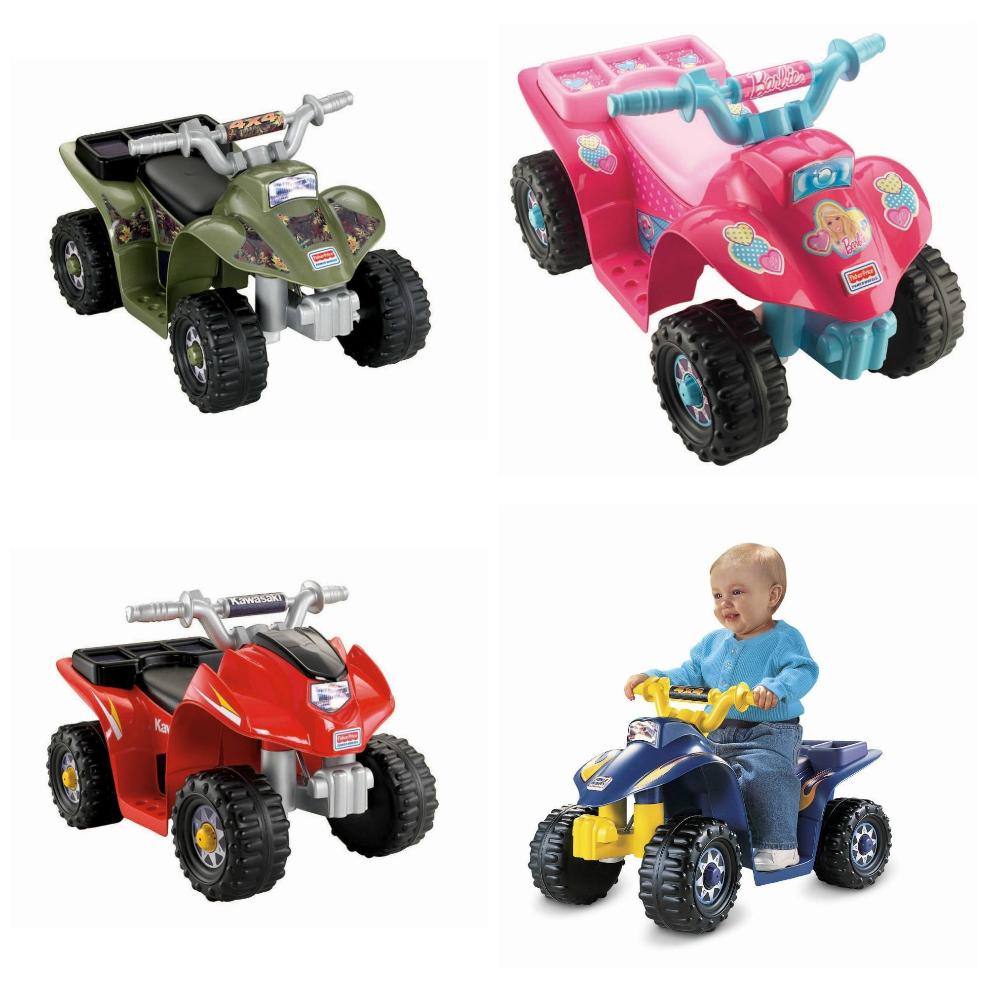 Quads for 1 Year Olds