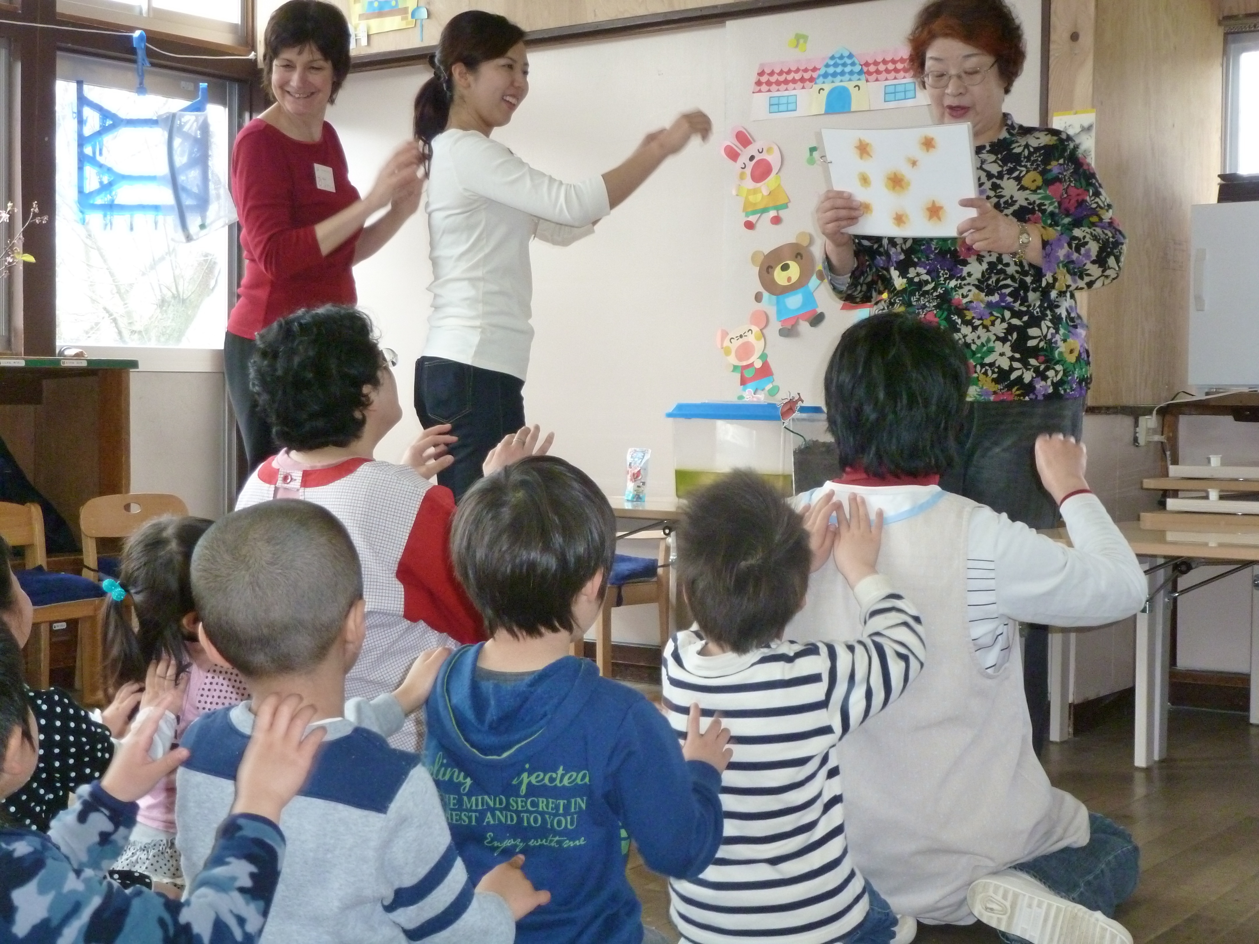 Story Massage in Japan