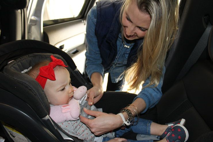 Best Car Seat For Small Cars Putting Safety First Tiny Fry