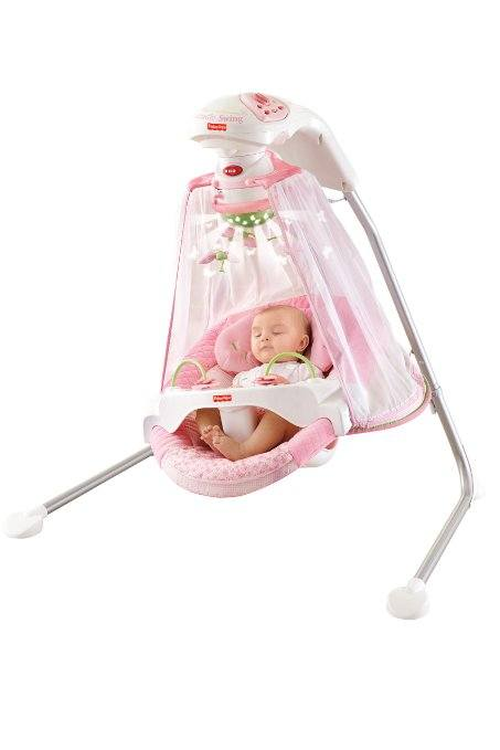 Top-rated baby swings