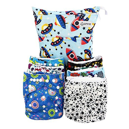 Best cloth diapers for toddlers