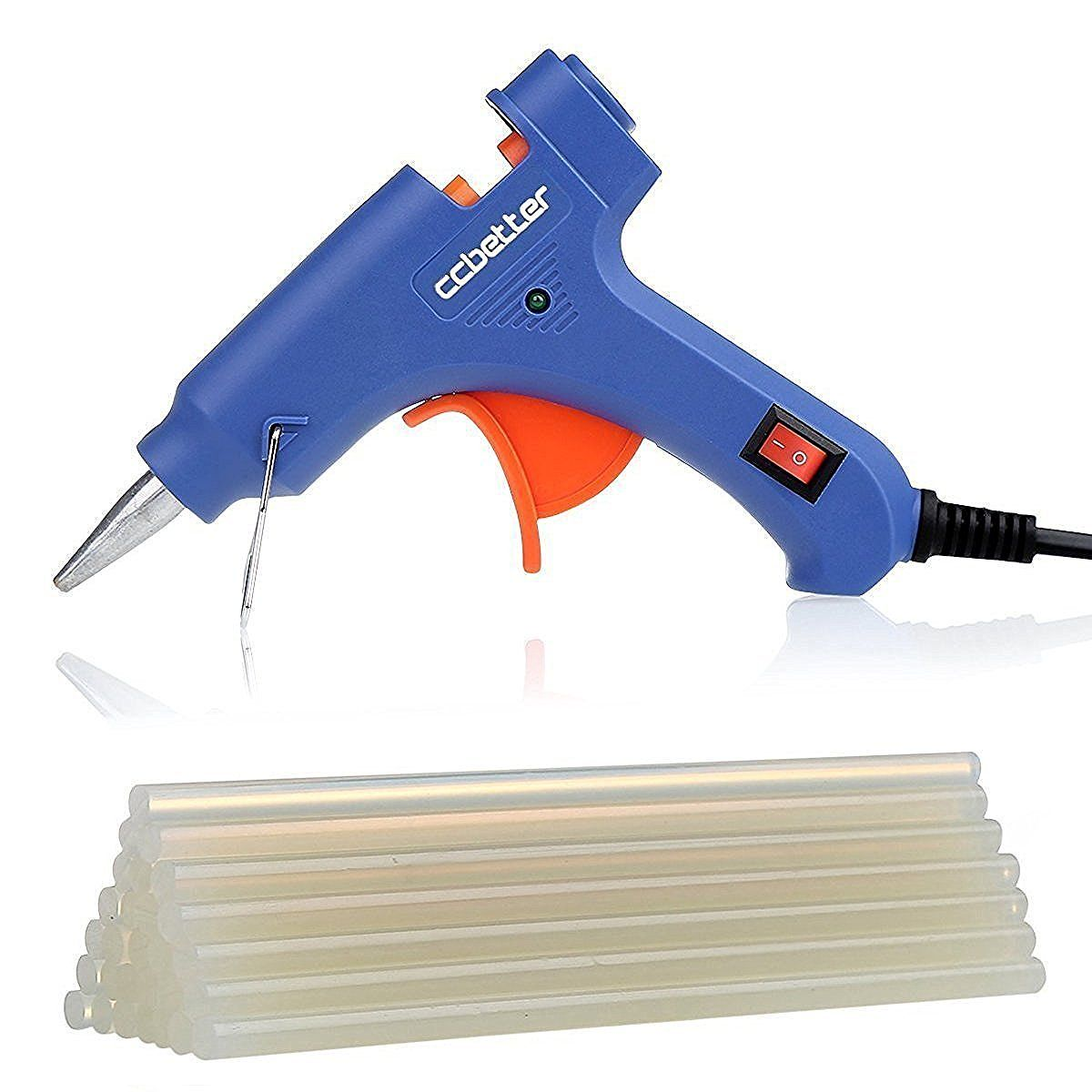 Best hot glue gun for crafts