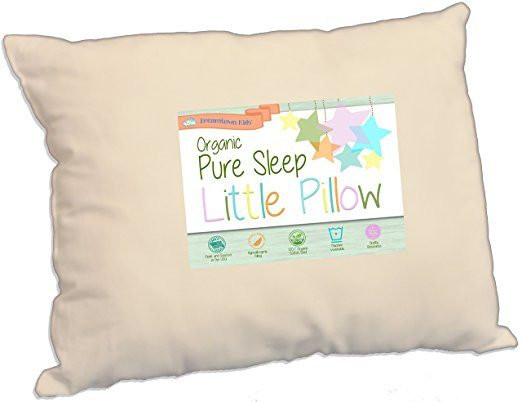 Best organic toddler pillow