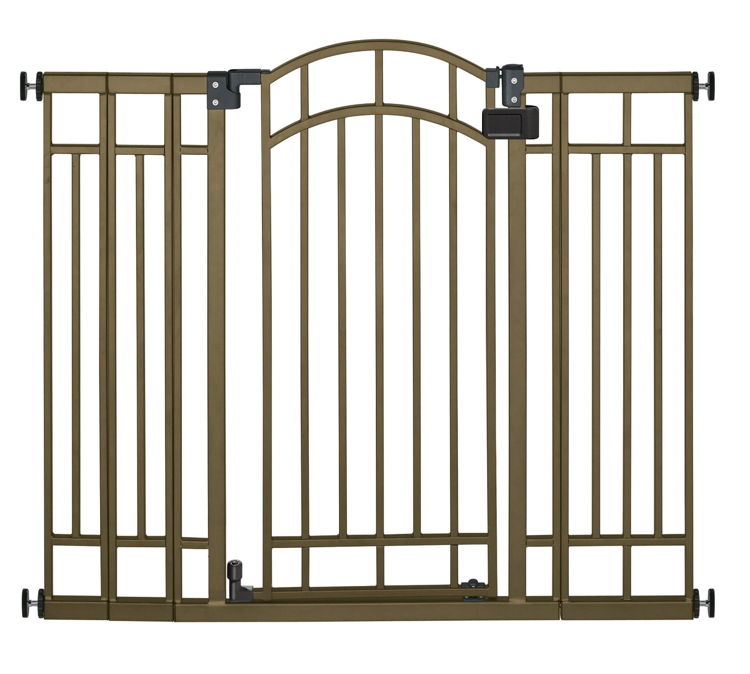 Best pressure mounted baby gates