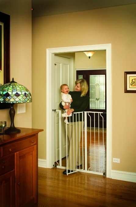 Best Pressure Mounted Baby Gates Make Your Home As Safe