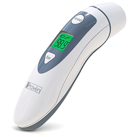 Best temporal thermometer
