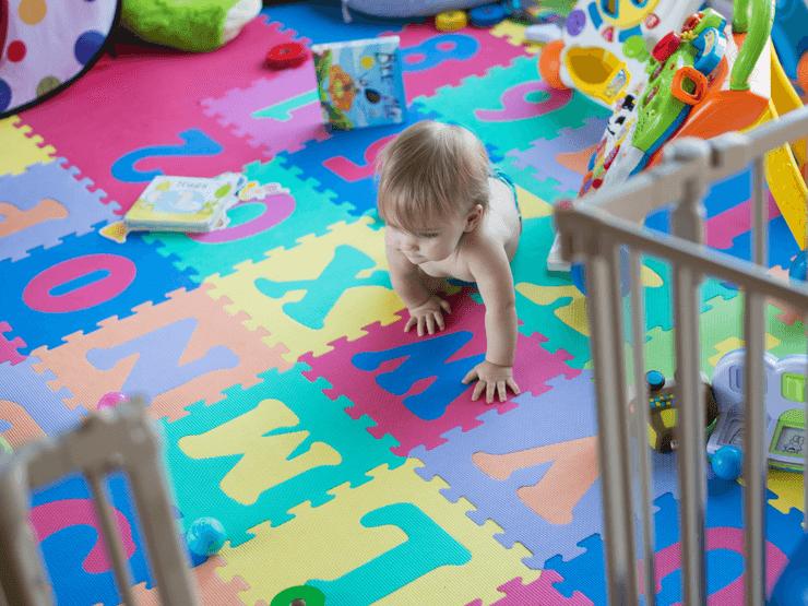 Best foam playmat for babies