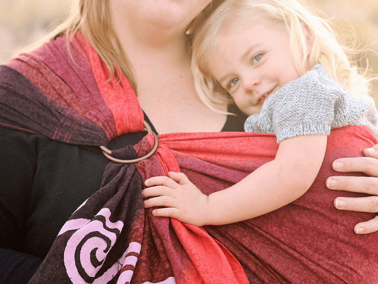 Best ring sling for toddler