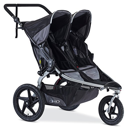 Best double jogging stroller for infant and toddler