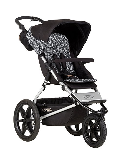 Best jogging stroller for runners
