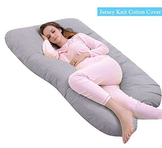 U-Shaped Pregnancy Pillow