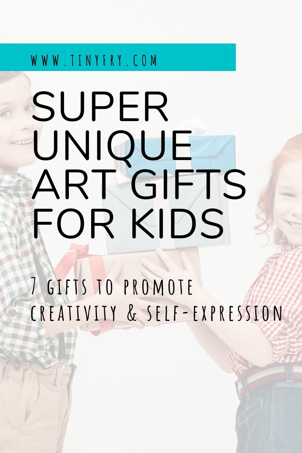 art gifts for girls and boys